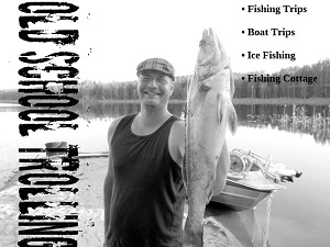 Zander fishing trips on Lake Saimaa from the Cottage Jokiniemi