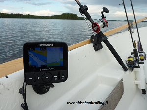 Fishing boats for cottage renters - Fishing Cottage Jokiniemi on Lake Saimaa
